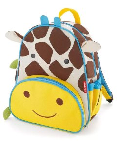 MOCHILA INFANTIL JULES GIRAFFE - ZOO COLLECTION