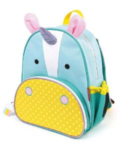 MOCHILA INFANTIL EUREKA UNICORN - ZOO COLLECTION
