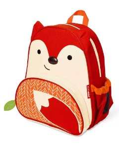 MOCHILA INFANTIL FERGUSON FOX - ZOO COLLECTION