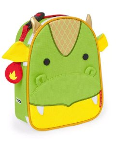 LANCHEIRA INFANTIL DILLON DRAGON - ZOO COLLECTION