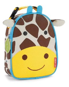LANCHEIRA INFANTIL JULES GIRAFFE - ZOO COLLECTION