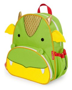 MOCHILA INFANTIL DILLON DRAGON - ZOO COLLECTION