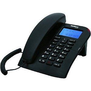 TC 60 ID Telefone com fio com identificação de chamadas e viva-voz