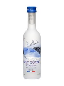 Miniatura Grey Goose - 50ml