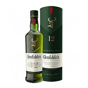 Whisky Glenfiddich 12 Anos - 700 ml