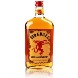 Whisky Fireball - *1 Litro
