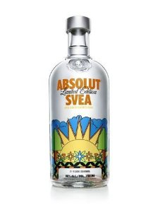 Vodka Absolut Svea - 700 ml