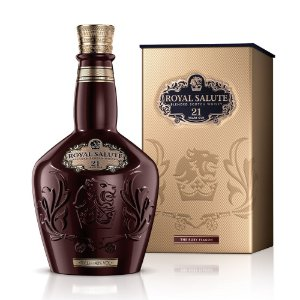 Whisky Chivas Royal Salute 21 anos Ruby - 700 ml