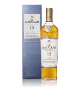 Whisky Macallan Triple Cask Fine Oak 12 Anos - 700 ml