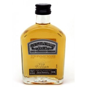 Miniatura Whiskey Gentleman Jack - 50 ml