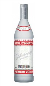 Vodka Stolichnaya Night Edition - 1L
