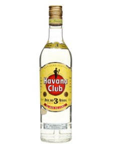Rum Havana Club 3 Anos - 750 ml