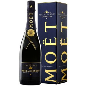 Champanhe Moet Chandon Nectar Imperial - 750ml