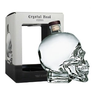 Vodka Crystal Head - 1L