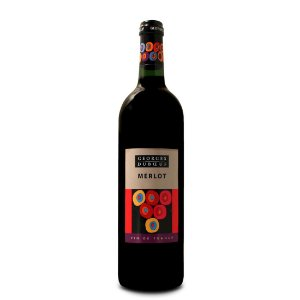 Vinho Georges Duboeuf Merlot  Vin de France - 750 ml