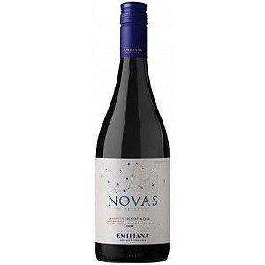 Vinho Novas Gran Reserva Pinot Noir (Chileno) - 750 ml