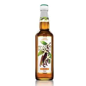 Xarope Kaly Vanilla (Baunilha) - 700ml