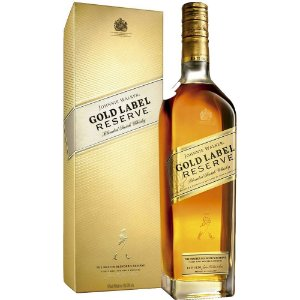 Whisky Johnnie Walker Gold Label Reserve - 750ml