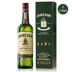 Whiskey Jameson 8 anos - 1L
