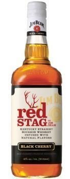 Whiskey Jim Beam Red Stag - 1L