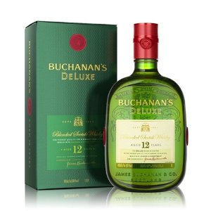 Whisky Buchanan's 12 anos - 1L