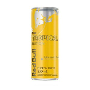 Energético Red Bull Tropical Edition - 250 ml