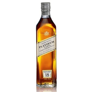 Miniatura Whisky Platinum Label - 200 ml