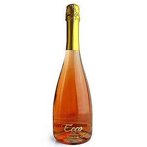 Espumante Ecco Rosato Brut (Italiano) - 750 ml