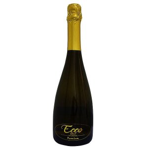 Espumante Ecco Brut Branco (Italiano) - 750 ml