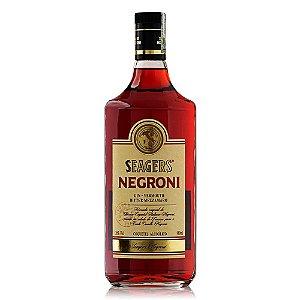 Aperitivo Seagers Negroni - 980 ml