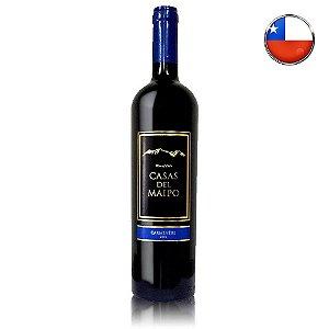 Vinho Casas Del Maipo Carménère 2018 (Chileno) - 750 ml