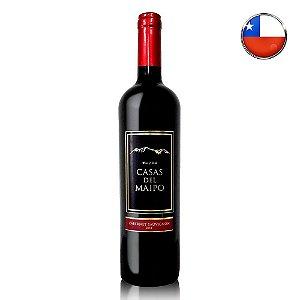 Vinho Tinto Casas Del Maipo Cabernet Sauvignon 2018 (Chileno) - 750ml