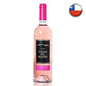 Vinho Casas Del Maipo Sauvignon Blanc Rosê 2018 (Chileno) - 750ml