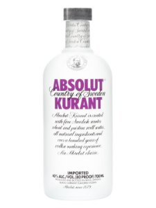 Vodka Absolut Kurant - 1L