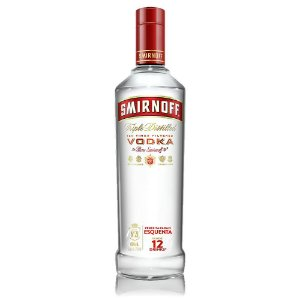 Vodka Smirnoff - 600ml