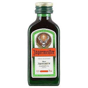 Miniatura Licor Jagermeister - 20 ml
