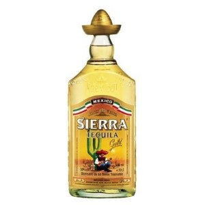 Tequila Sierra Gold - 700 ml