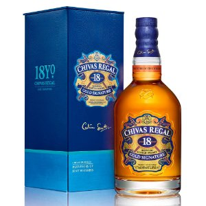 Whisky Chivas 18 Anos - 750 ml