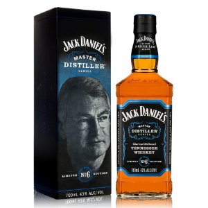 Whiskey Jack Daniel's Master Distiller Nº6 - 700 ml