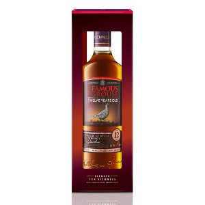 Whisky The Famouse Grouse 12 Anos - 700 ml