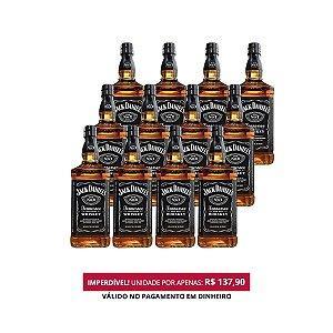 Whiskey Jack Daniel's - 1L - 1 Cx. / 12 Unid.