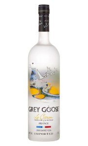 Vodka Grey Goose Le Citron - *1L