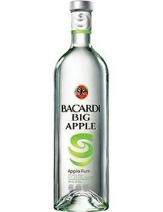 Rum Bacardi Big Apple - 750 ml