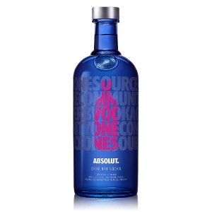Absolut Drop of Love - 1L