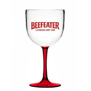 Taça Gin Beefeater - Acrílico - Bicolor - 580ml