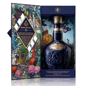 Royal Salute 21 anos - The Ultimate Tribute