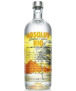 Vodka Absolut RIO - 1L