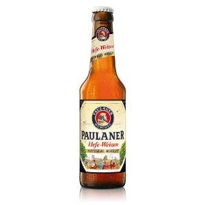 Cerveja Paulaner Hefe-Weissbier - 330  ml