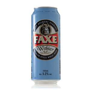 Cerveja Faxe Witbier - 500 ml