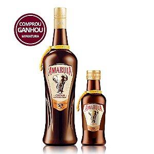 Comprou Licor Amarula 750ml GANHOU AMARULINHA*.